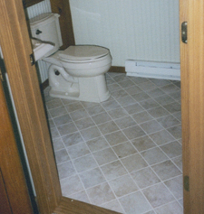 Plymouth Ceramic TileKitchen And Bathroom Flooring - Bathroom ceramic tile floor